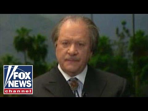 Washington lawyer Joe diGenova joins Trump legal team