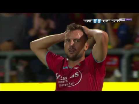 Oostende - Marseille 0-0 Highlights HD
