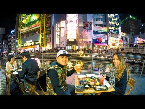 📽🇯🇵 GoPro : JAPAN TRAVEL OSAKA  & KYOTO  ( Feiyu Tech ) TRIP VACATION