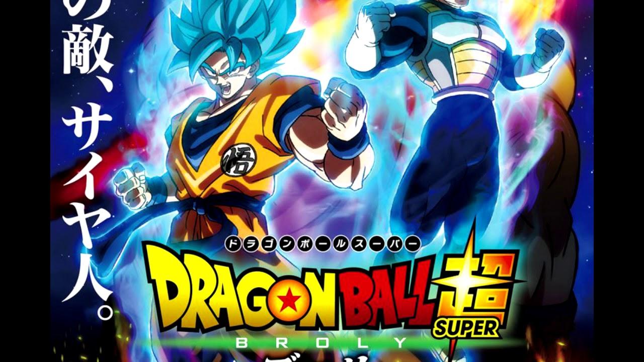 Descargar Dragon Ball Super Broly Pelicula Completa En Español Latino Hd Youtube