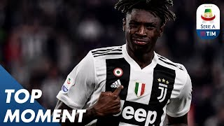 Yes, he KEAN! | Juventus 1-0 Empoli | Top Moment | Serie A