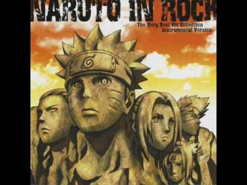 Home Sweet Home - Naruto in rock - instrumental version