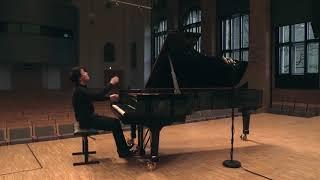 J. S. Bach Französische Suite Nr. 5 in G-Dur, BWV 816,  Marcel Mok