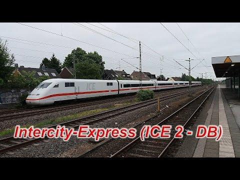 Intercity Express (ICE 2) Deutsche Bahn AG | Bhf Duisburg-Buchholz