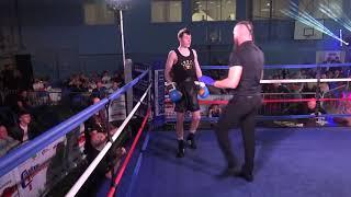 West Berks White Collar Boxing Evolution Bout 9 Tyler Churcher Vs Callum Tillen