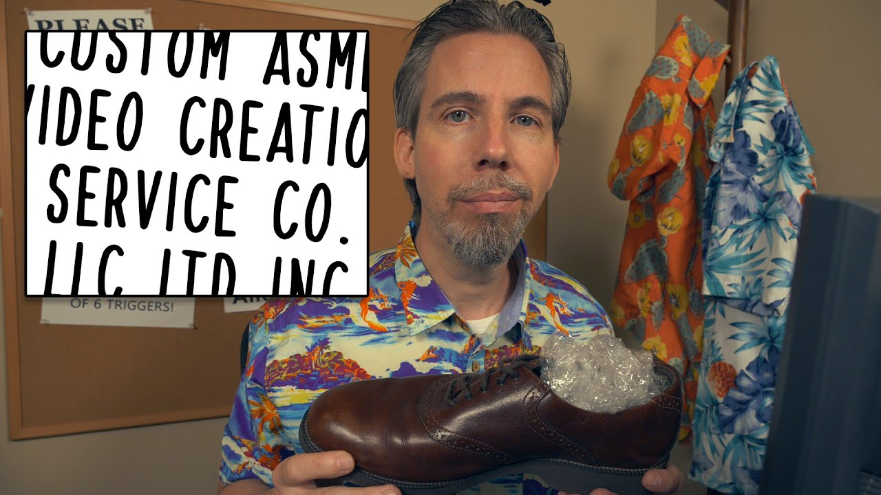 CUSTOM ASMR VIDEO CREATION SERVICE CO. LLC LTD INC