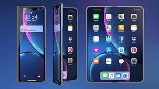 iPhone 11 Fold - Foldable iPhone Concept