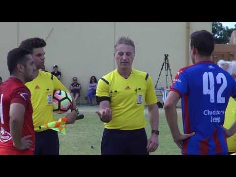 2018 FFA Cup - Dingley Stars v Mount Waverley City