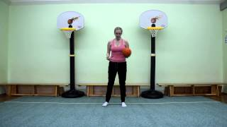 видео Самостоятельная тренировка баскетболиста