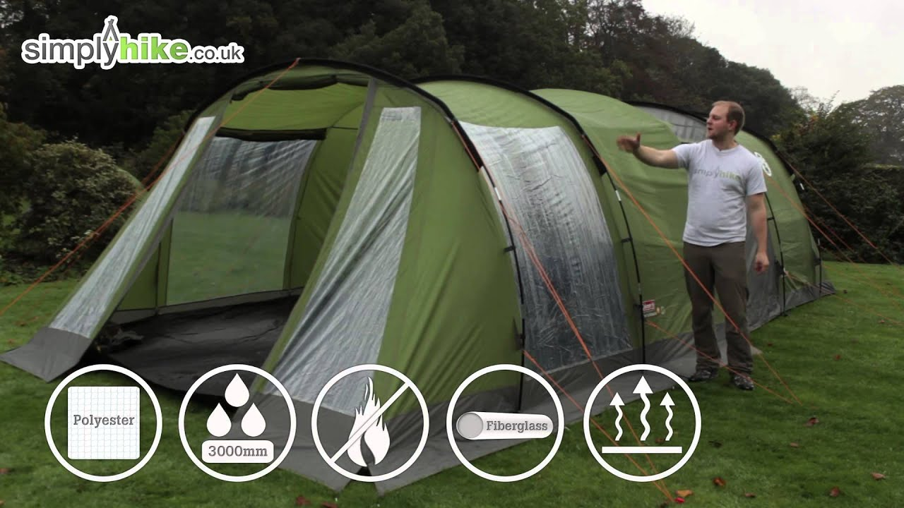 Sneak Peak 2013 tents - Coleman Galileo Front Extension - .simplyhike.co.uk - YouTube & Sneak Peak 2013 tents - Coleman Galileo Front Extension - www ...
