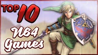 Top 10 Best Nintendo 64 Games - snomaN Gaming