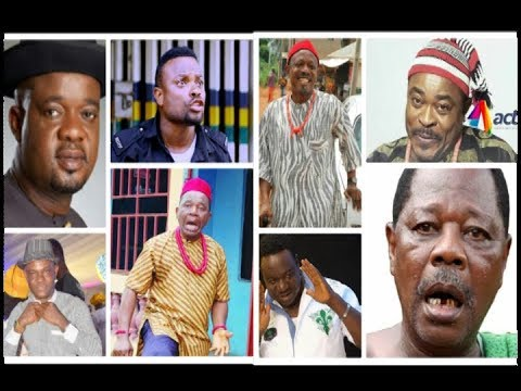 Top 10 Most Funniest Actors in Nigeria