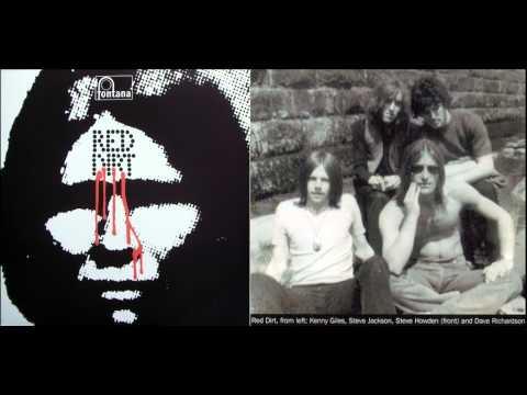 Red Dirt - self titled FULL ALBUM with bonus tracks [1970 Blues Rock UK}