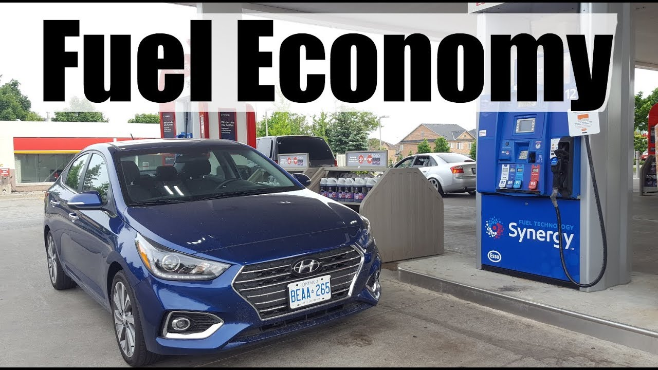 Hyundai Accent Mpg >> 2019 Hyundai Verna Accent Fuel Economy Mpg Review Fill Up Costs