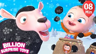 Baa Baa Black Sheep | +More BST Kids Songs & Animation Rhymes