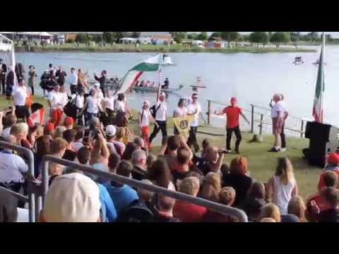 2014 IDBF Club Crew World Championships Opening Ceremony