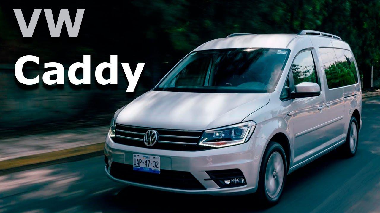 volkswagen caddy toda la familia en una sola van. Black Bedroom Furniture Sets. Home Design Ideas