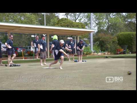 Adelaide Bowling Club for Event Venue and Bowling Tournament