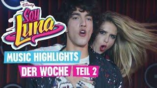 SOY LUNA - 🎵 Music Highlights der Woche - Teil 2 🎵 || Disney Channel