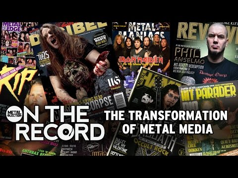 The Transformation of Metal Media ON THE RECORD | Metal Injection