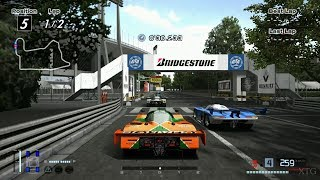 Gran Turismo 4 - Mazda 787B Race Car
