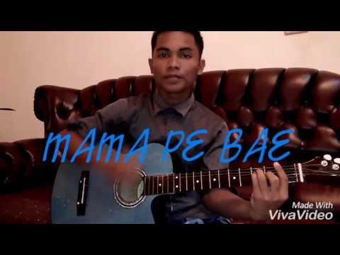 Guitarist.  Mama PE bae.  Karya anak bangsa