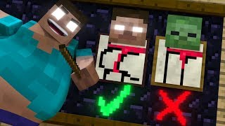 Zombie life - Minecraft Top 5 Life Animations by MrFudgeMonkeyz
