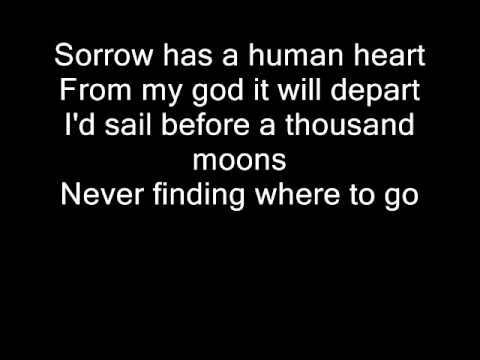 Nightwish - Sleeping Sun (original version - with lyrics)
