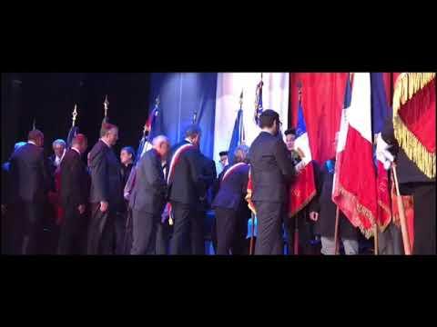 Visite officielle de Madame Geneviève DARRIEUSSECQ à Nantua 09/09/2017
