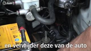 JLM Diesel brandstof systeem reiniger (flush) - instructie film - reinigen - reiniger