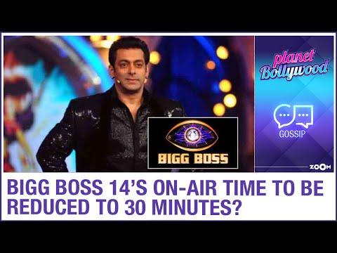 Salman Khan's Bigg Boss 14's final countdown begins | Rumours, Telecast time, Contestants & more