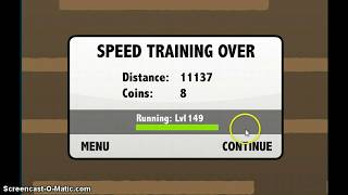 Duck Life 4 - How To Get Infinite Score On The First Grasslands Training Minigame