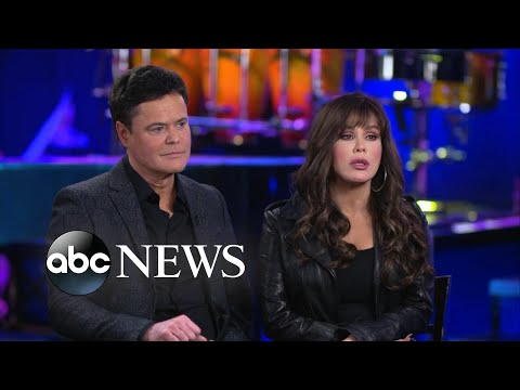 Martha Quinn - Donny and Marie Osmond End Las Vegas Show