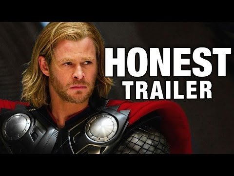 Honest Trailers - Thor
