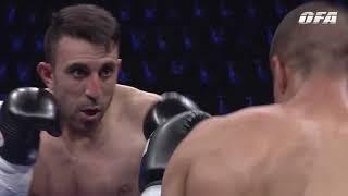 Ferhat Arslan VS Bilal Abu Ali - OFA (21.10.2017)