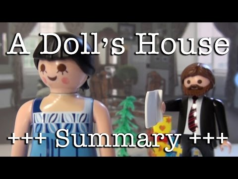 A Dolls House to go (Ibsen in 9 minutes)