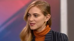 "Behind the scenes of ""NCIS"" with Emily Wickersham"
