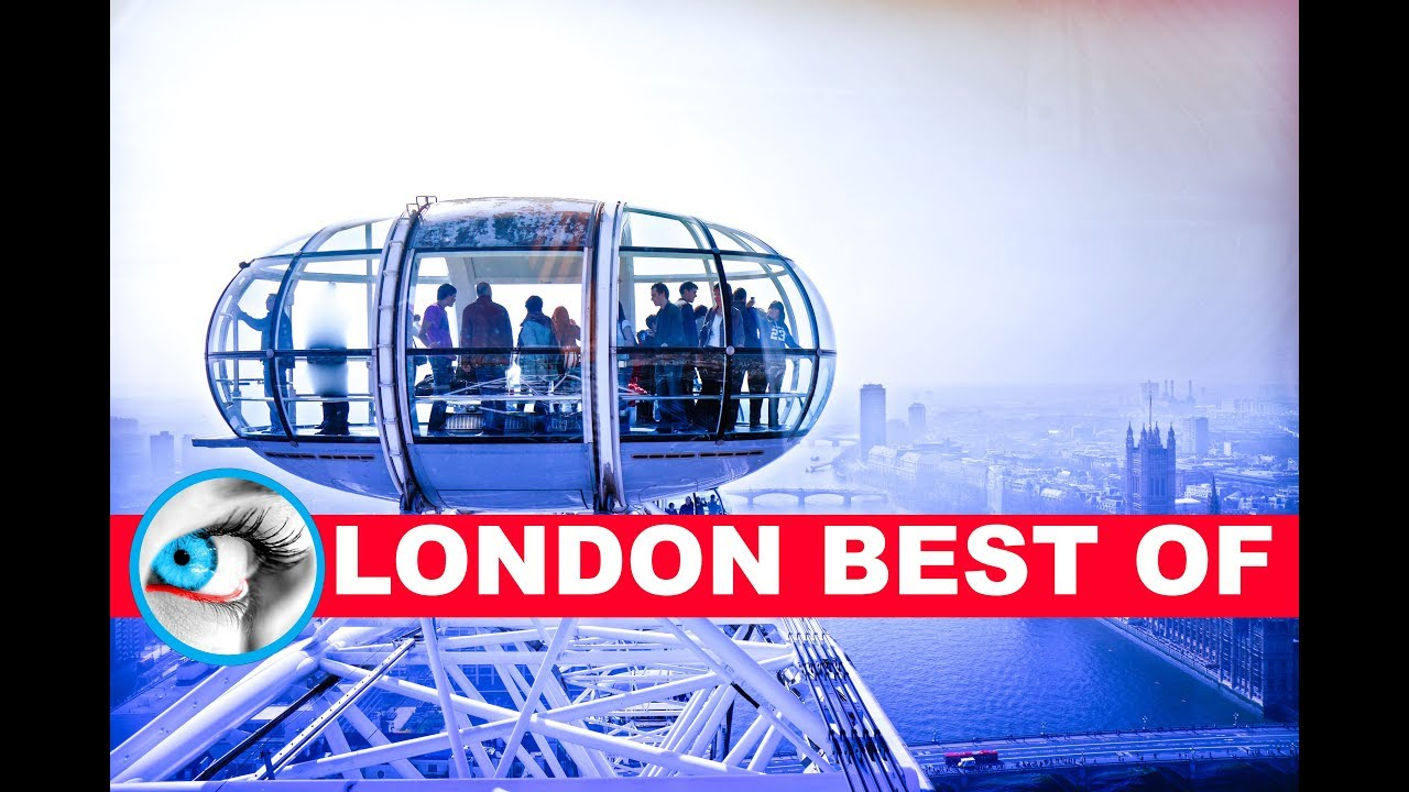 London Travel Guide Top Attractions 2017 Must See & Do