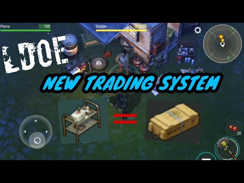NEW TRADER SYSTEM - Weapon crates openings to come ? + Bunker codes in Red zones - Last Day On Earth