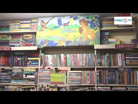 Akshara Book Shop Stationary Store | Jubilee Hills Hyderabad | hybiz