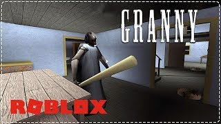 MULTIPLAYER GRANNY! - ROBLOX