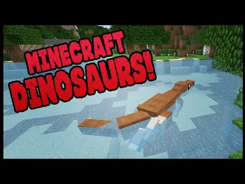 Minecraft Dinosaurs! || 492 || Growing Spino
