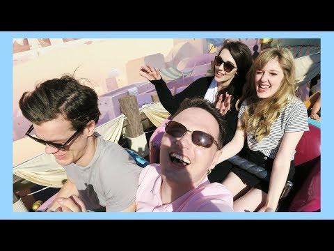 Disneyland Paris Vlog  Summer 2018 Part One