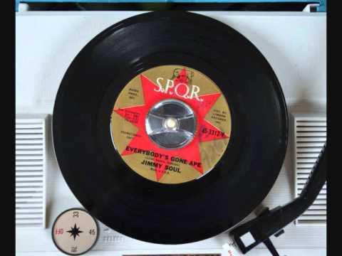 Jimmy Soul - Everybody's gone ape