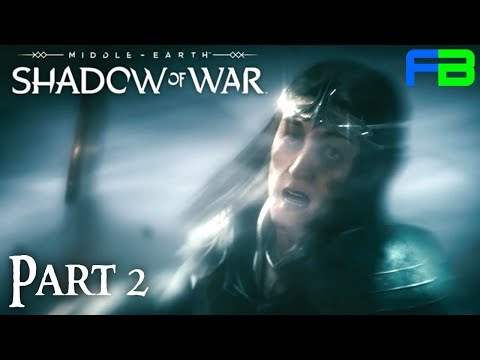 Ruth - Middle Earth: Shadow of War Gameplay - Part 2