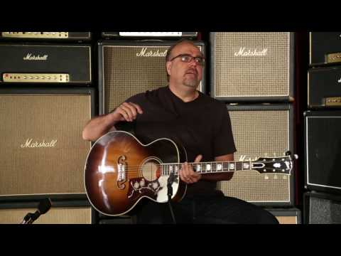Gibson Montana SJ-200 Overview  •  Wildwood Guitars