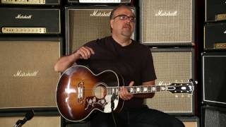 Gibson Montana SJ-200 Overview • Wildwood Guitars