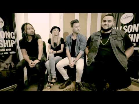 Hillsong Worship Exclusive Interview Part 1