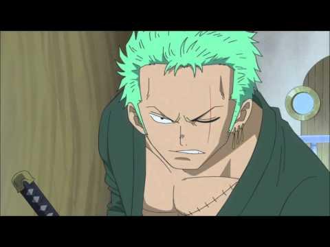One Piece Soundtrack - Eyes Of Zoro Karaoke HD