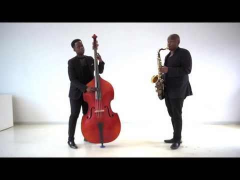 Saxophone & Bass Duet